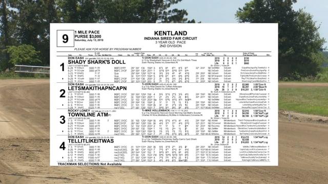 07-13-2019 Kentland Race 9