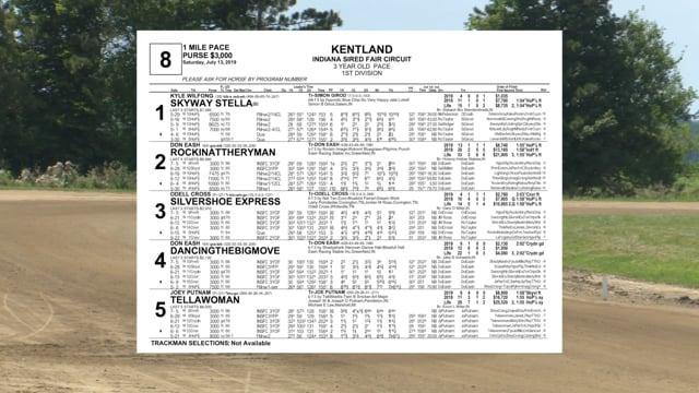 07-13-2019 Kentland Race 8