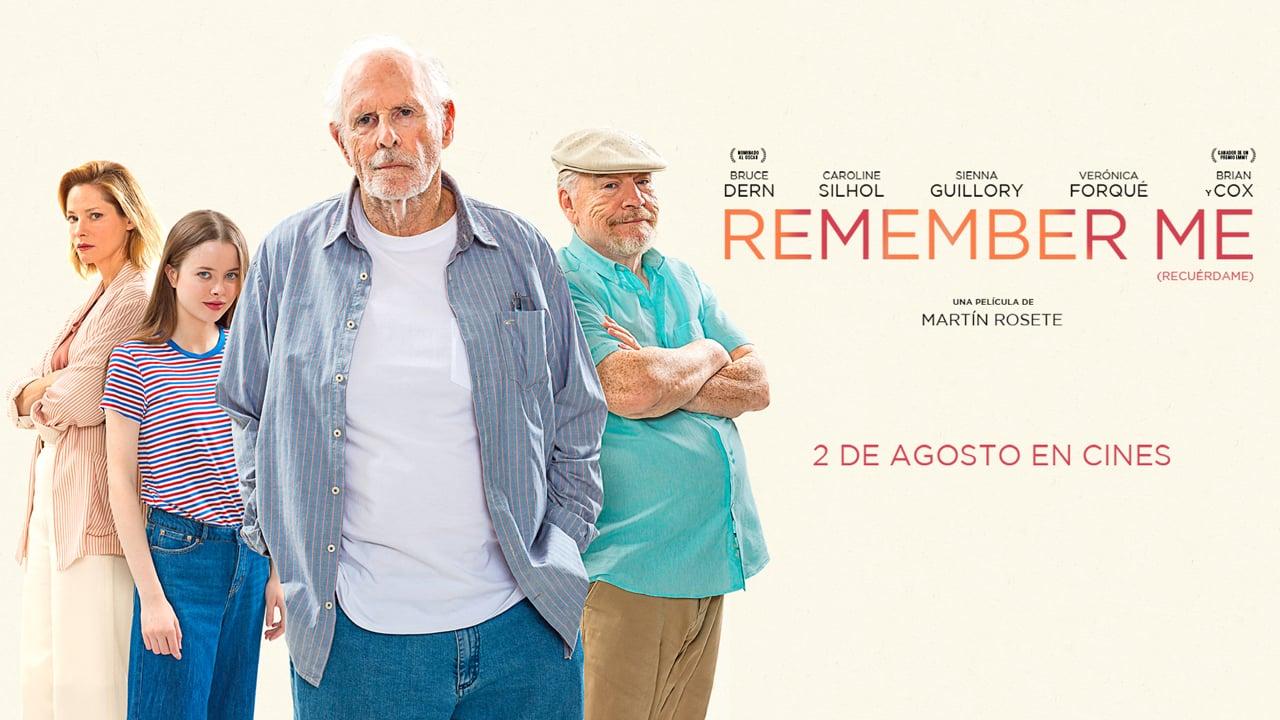 REMEMBER ME - trailer español