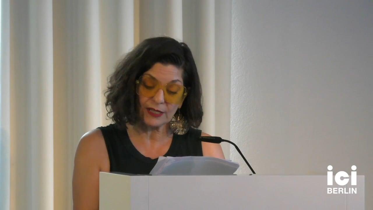 Talk by Juana María Rodríguez