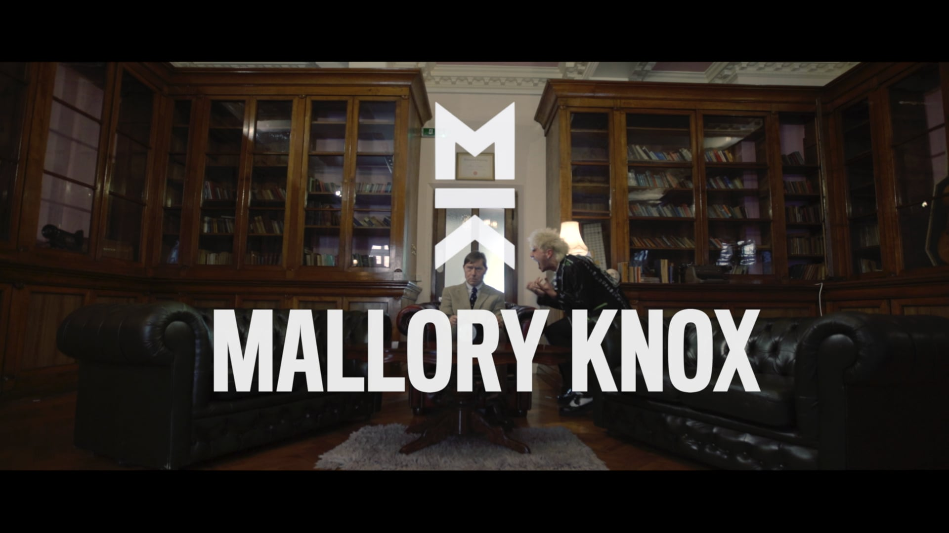 Mallory Knox - Livewire (Official Music Video)