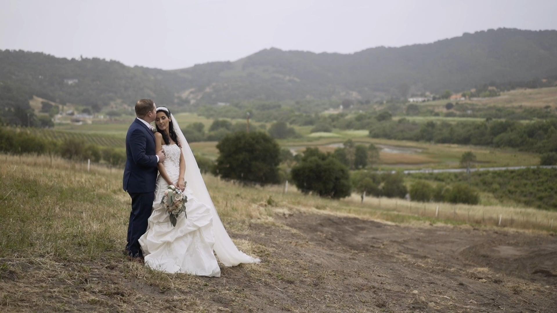 The Olivers' Fairytale Wedding