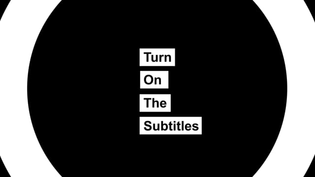 Turn On The Subtitles