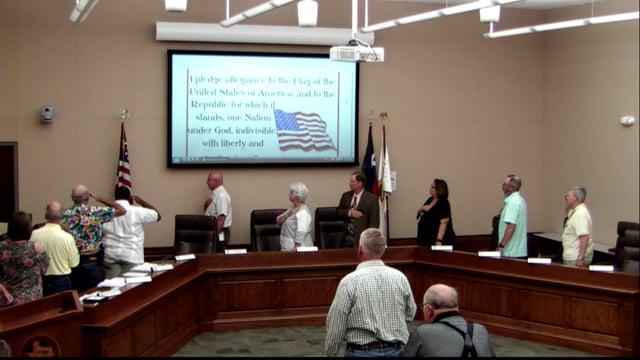 7/8/19 Council Meeting