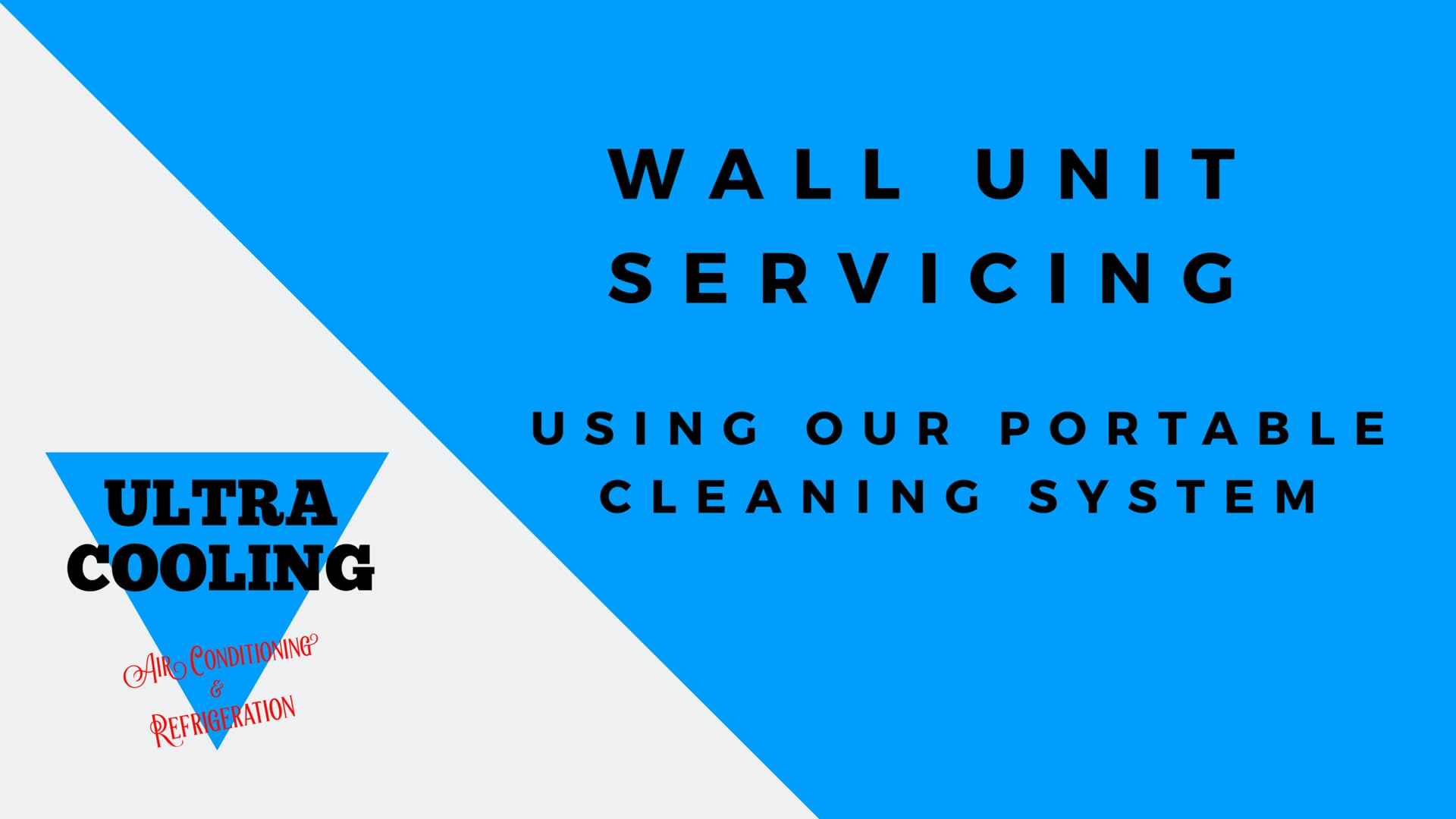 Ultra Cooling Jet Wash service