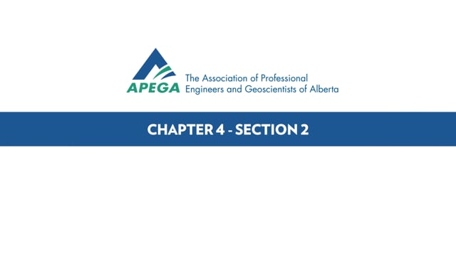 Authentication Standard eLearning Chapter 4-2