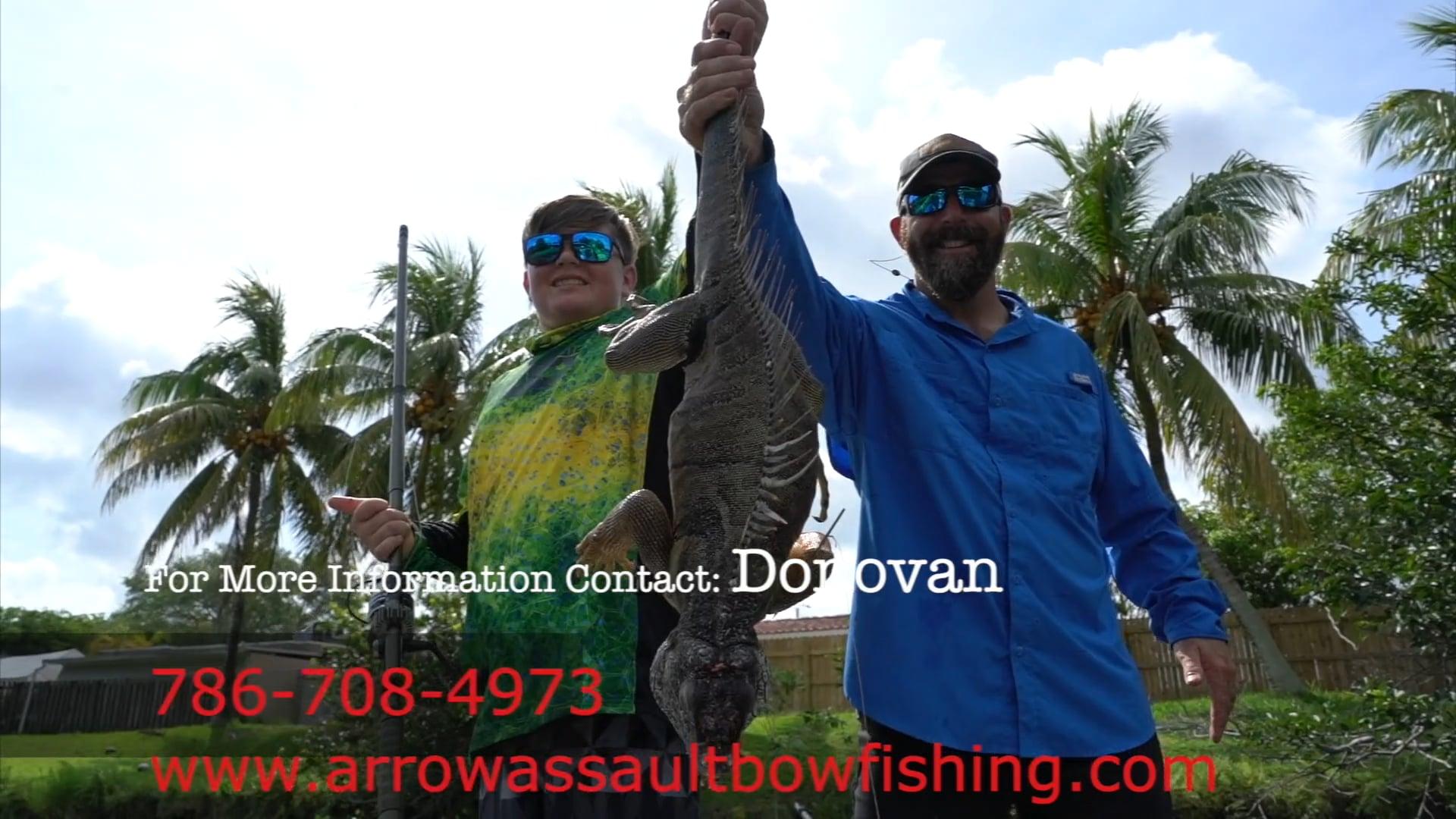 Arrow Assault Bowfishing