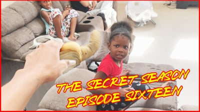 Behind The Scenes Of Some CRAZY Challenges! - (The Secret Season Ep.16)