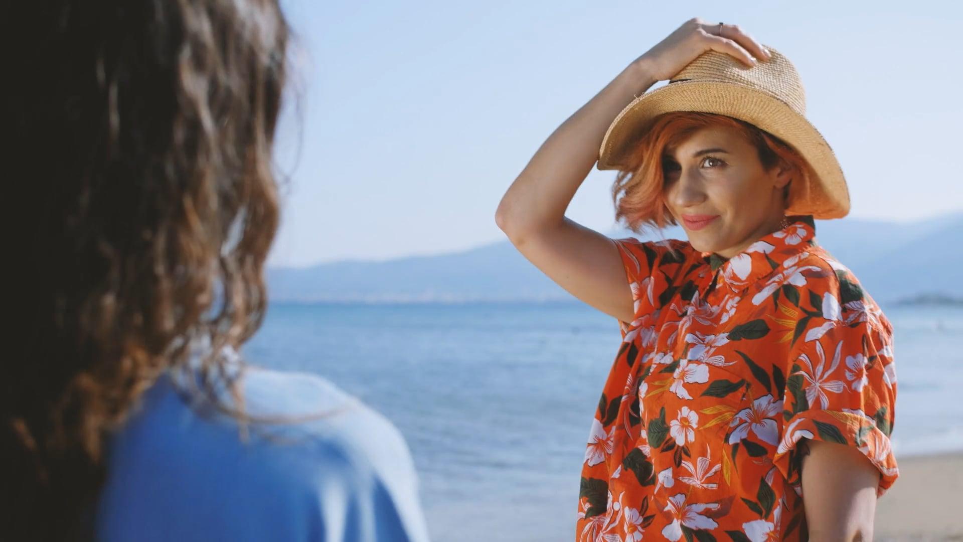 Penny Baltatzi - Rantevou Ston Ilio (Official Music Video)