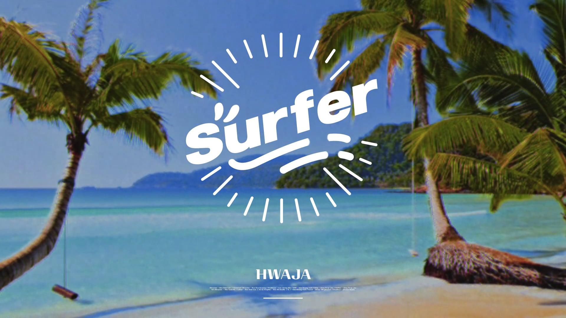 HWAJA 'Surfer'