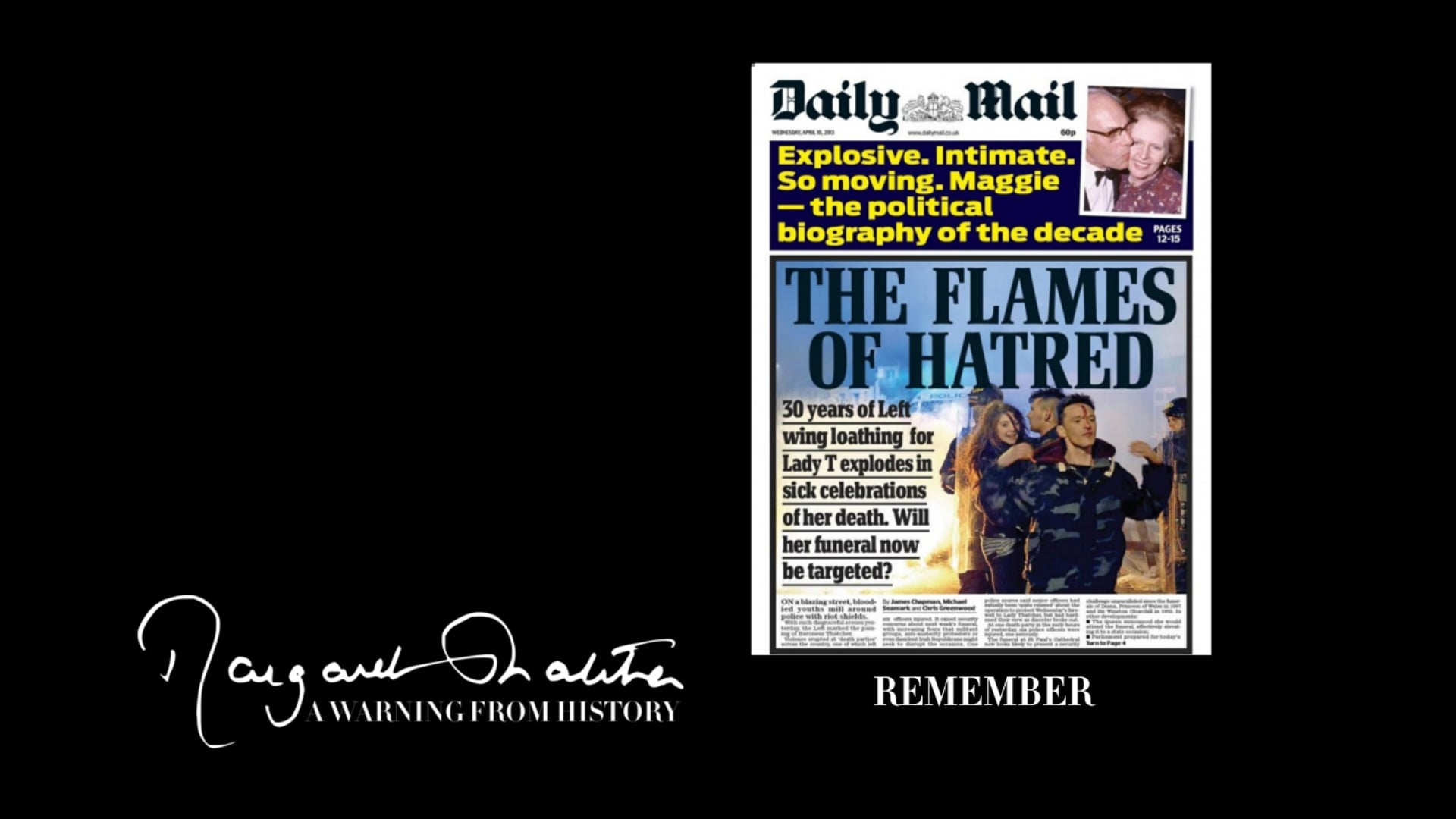 Margaret Thatcher: A Warning from History (Episode 12)