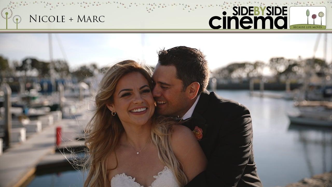 Nicole + Marc - San Diego Wedding Films