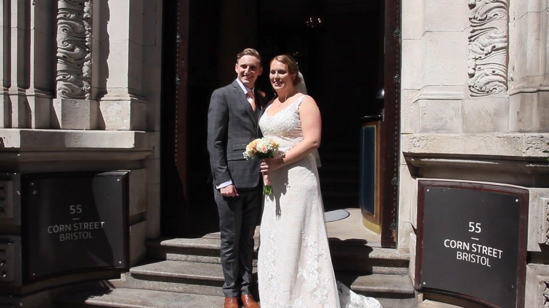 Chris & Amy's Wedding Highlights