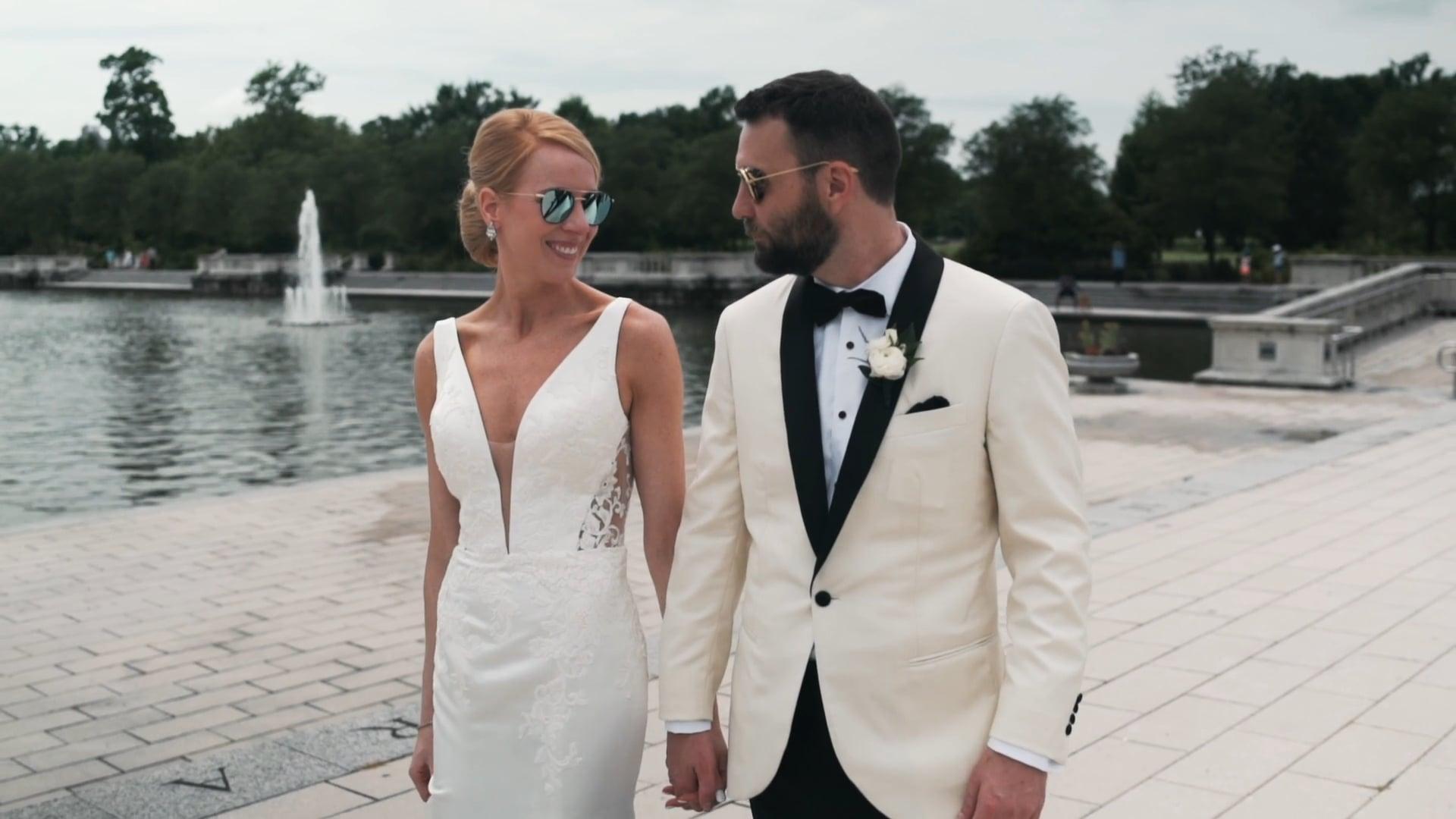Jessica + James // Highlight Wedding Film