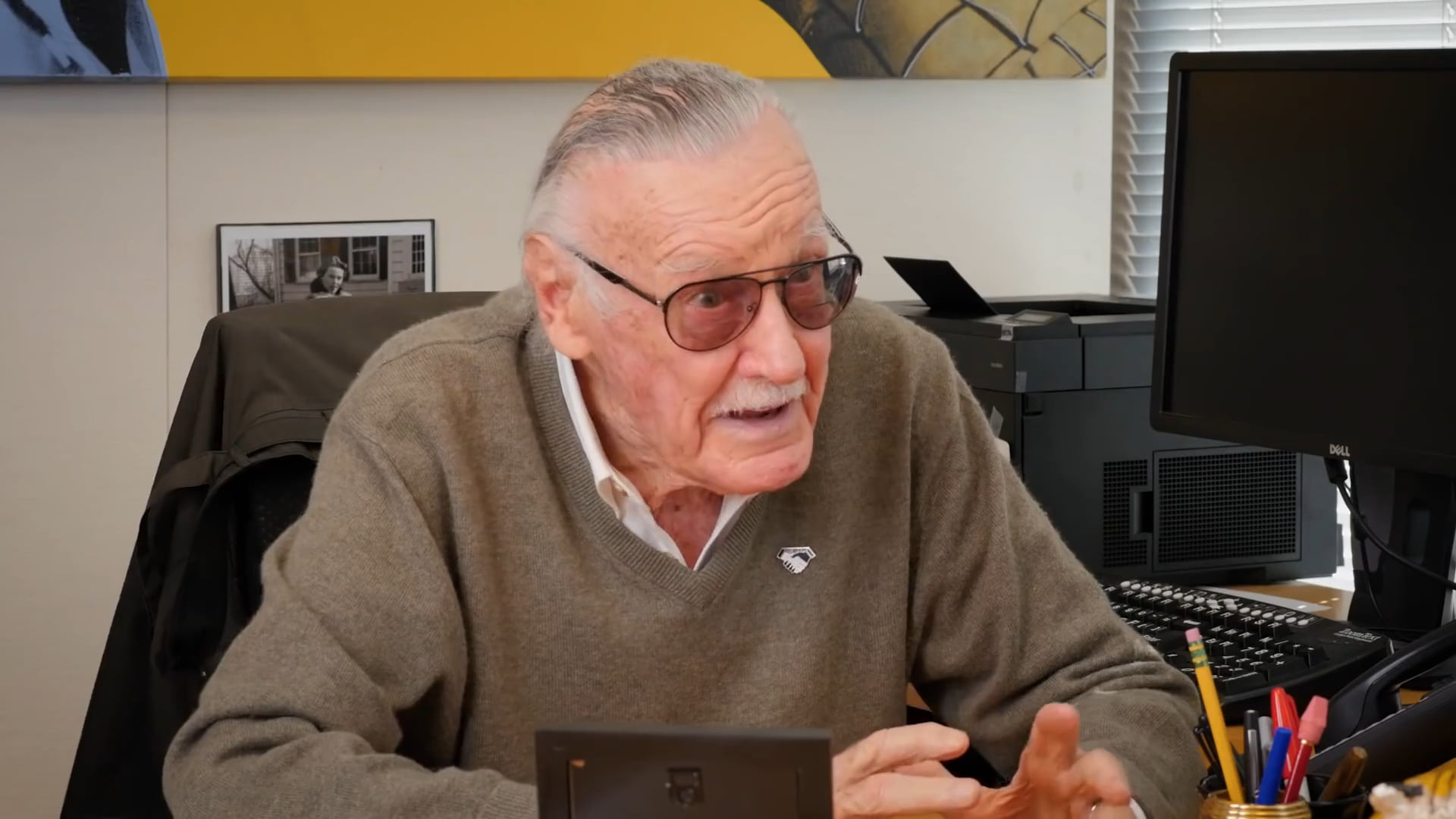 The Oh My Disney Show - Marvel's Stan Lee