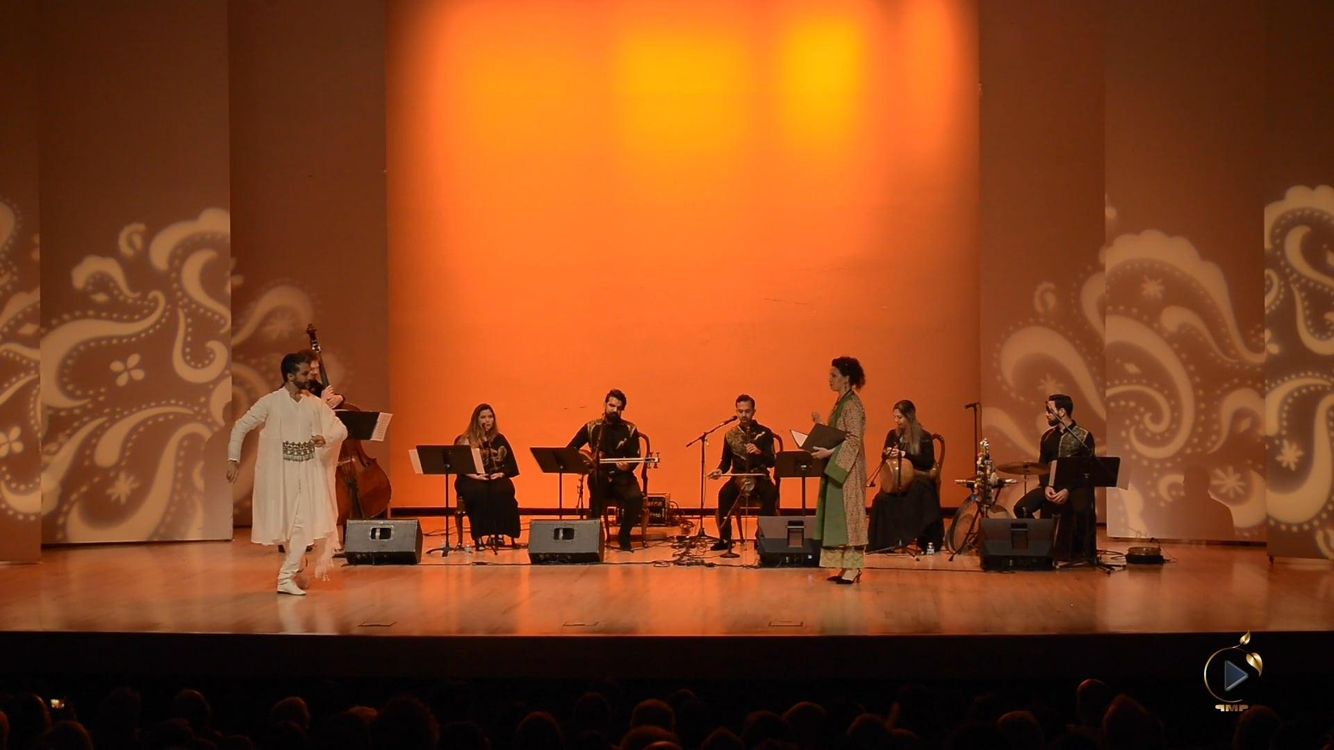 کنسرت «مهر به مهر» از گروه کوبانگ