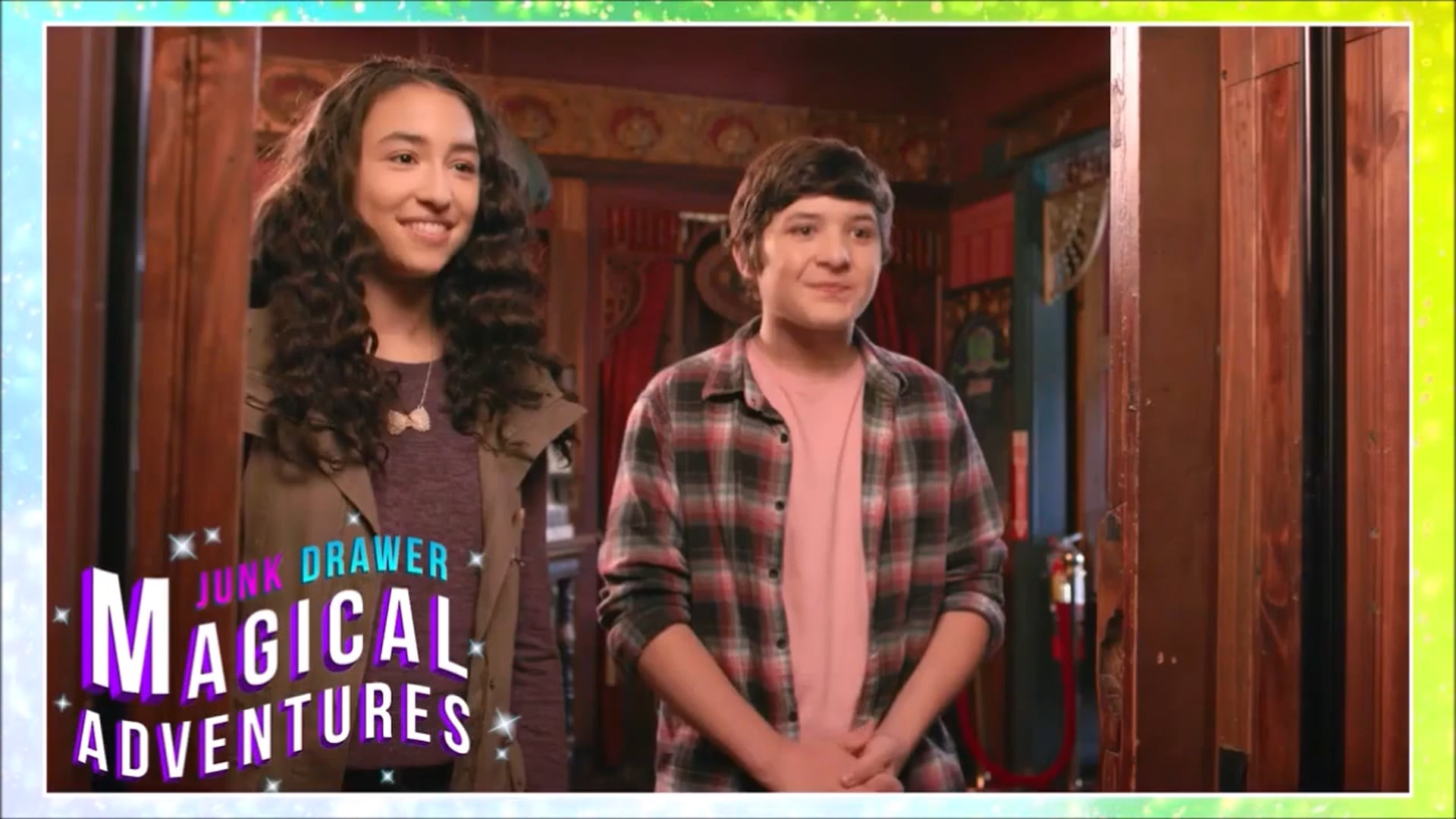 Junk Drawer Magical Adventures - Trailer