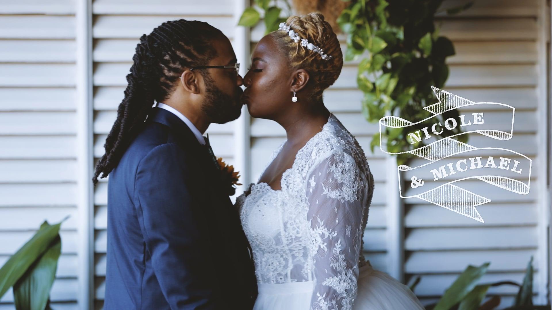 Nicole & Michael - A New Orleans Destination Wedding