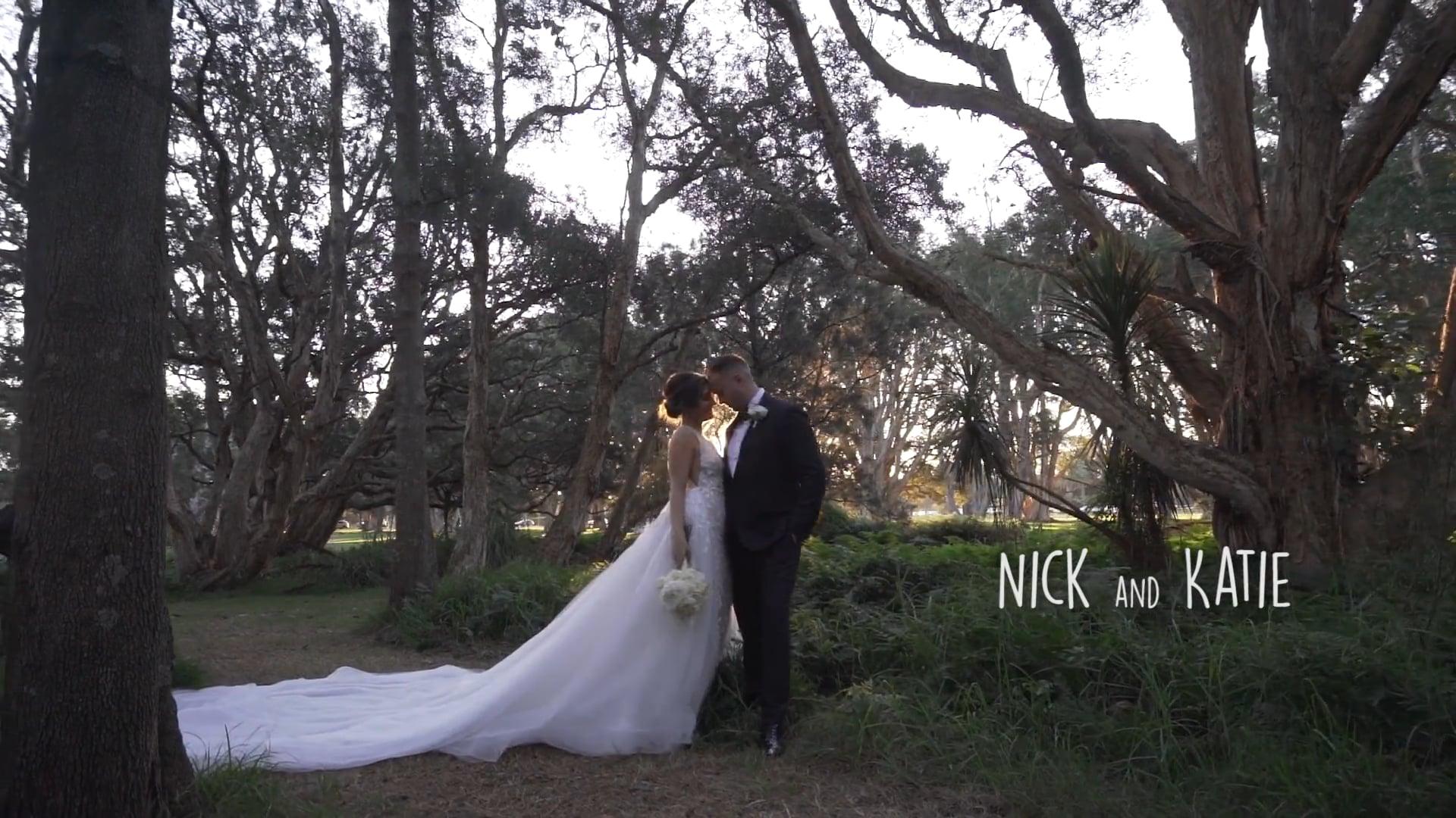 Wedding Cinema Film Highlight | Nicholas and Katie