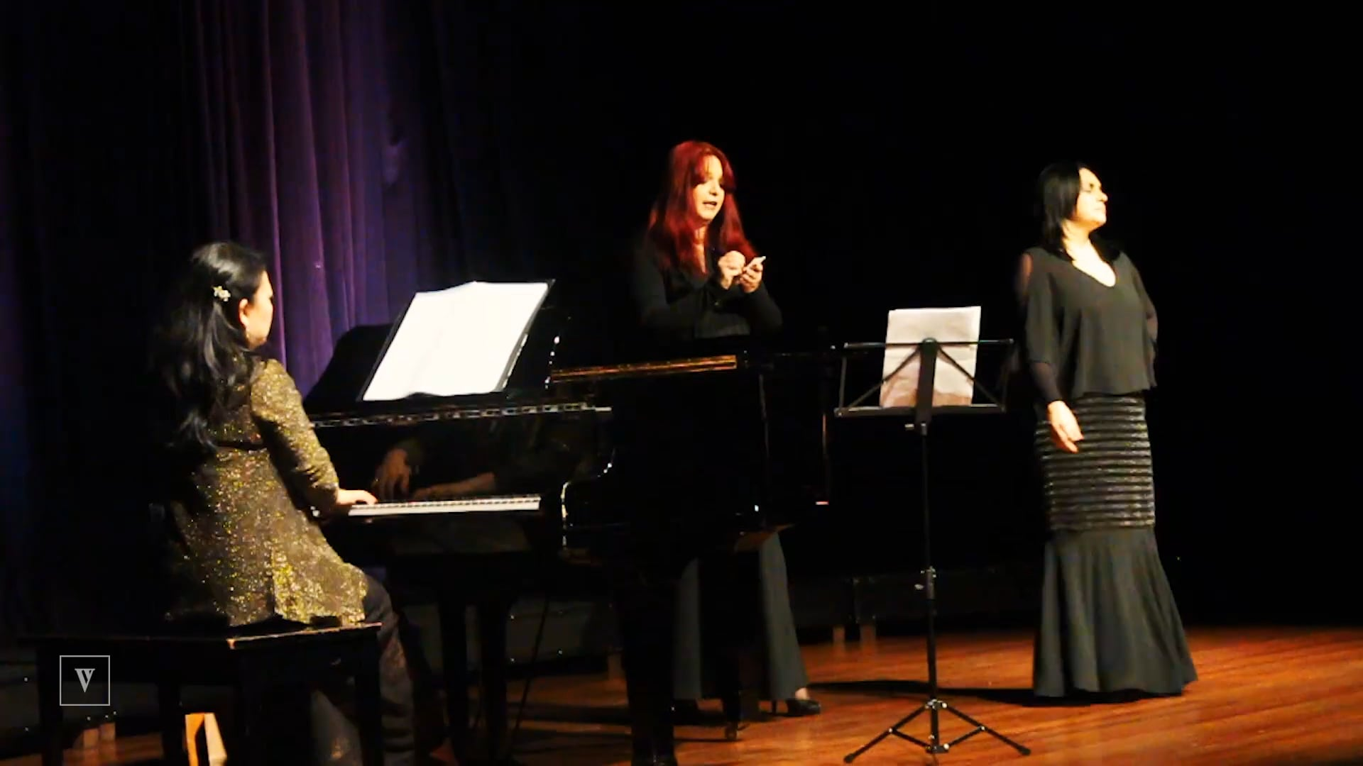 Sull'aria - Ópera Le Nozze de Figaro - W. Mozart - Verônica Gonçalves