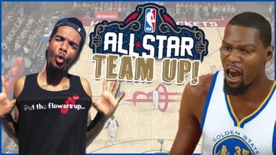 MyLeague Games + All-Star Team Up!