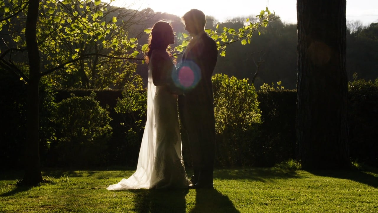 Nelvia and Anthony - St Peter's Church, Winchester and Langrish House, Petersfield, Hampshire