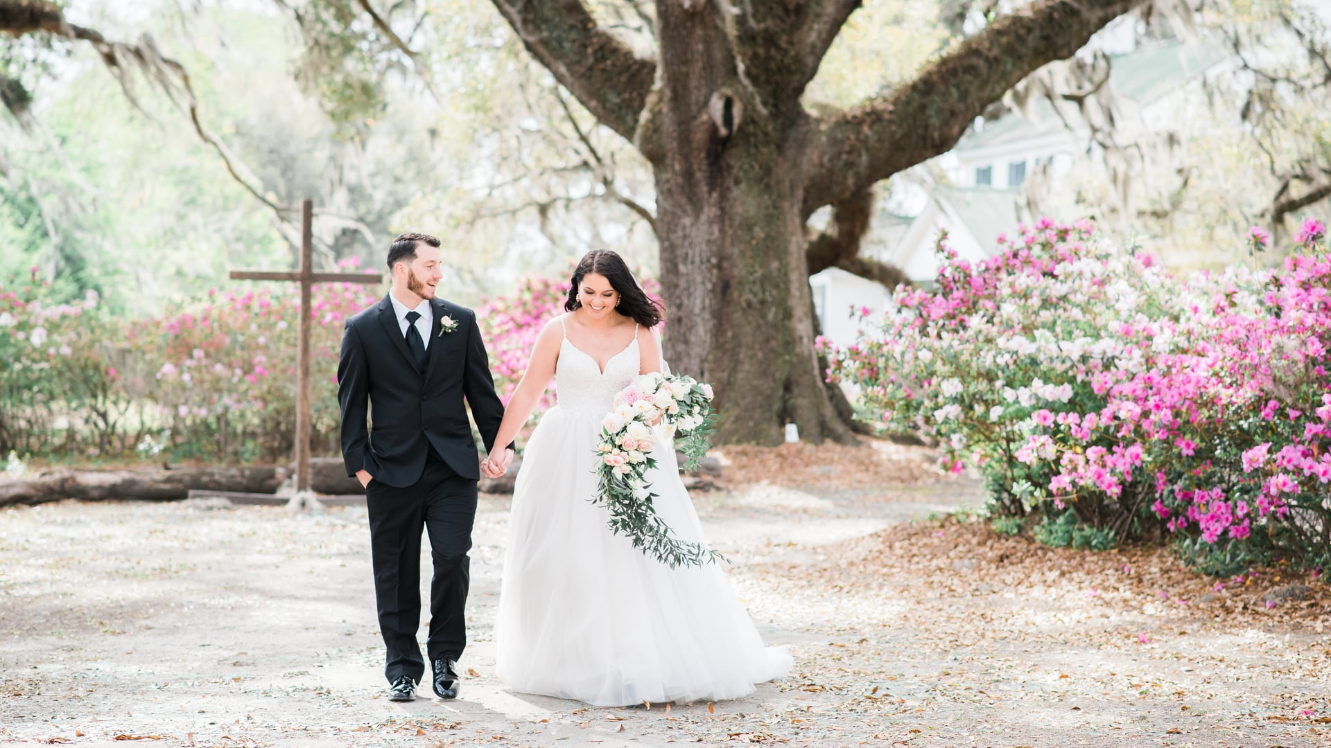 Real, romantic, & timeless moments   Upper Mill Plantation Conway, SC