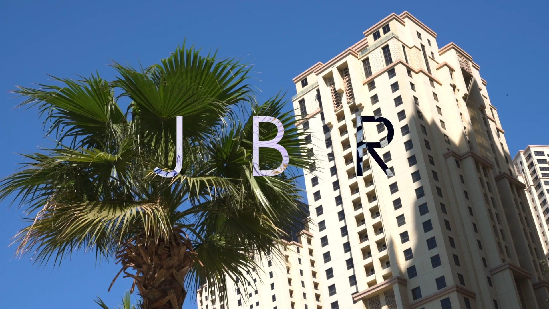 Dubai In 4k   JBR / Jumeirah Beach Residence