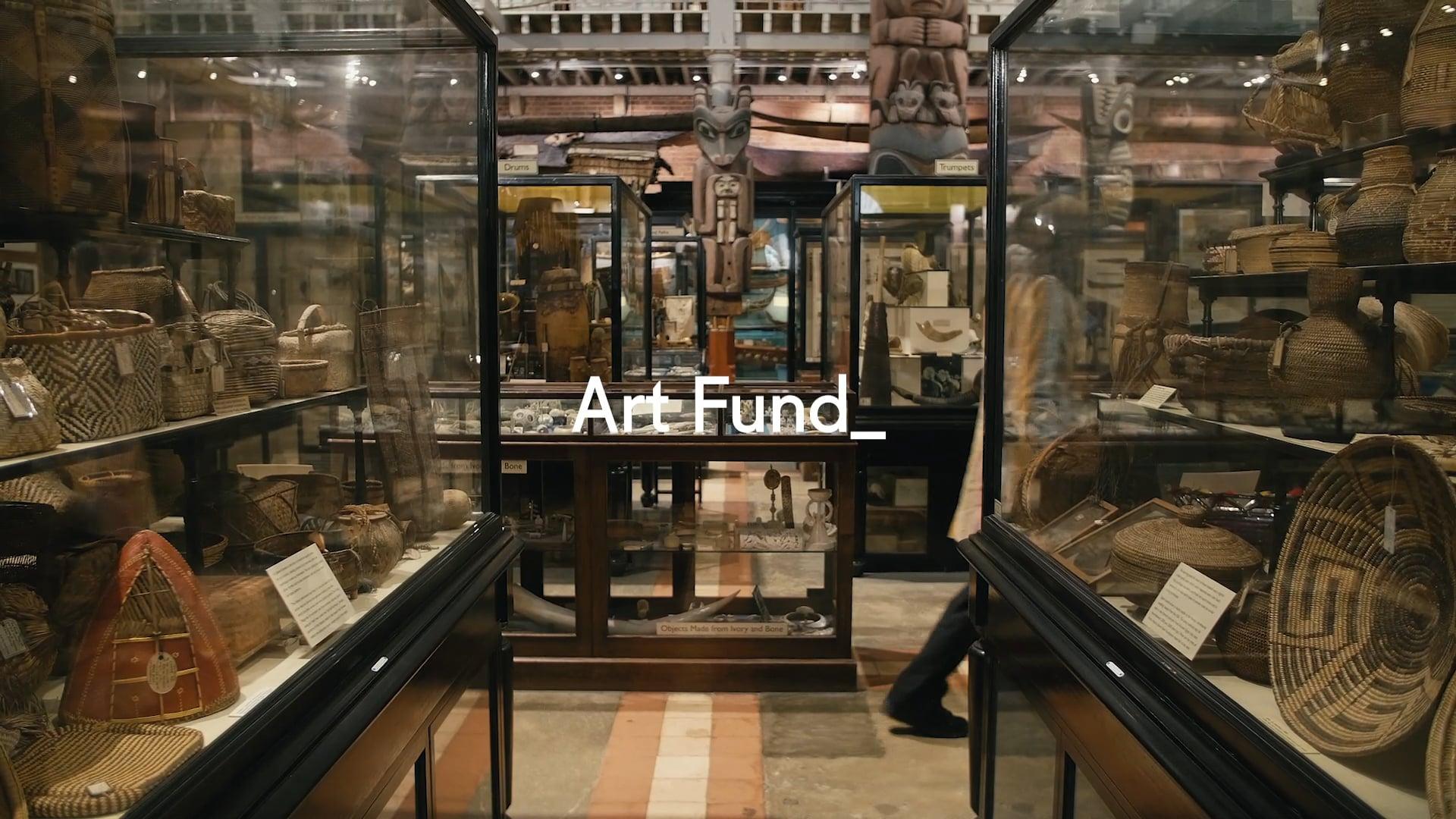 Vice x Art Fund