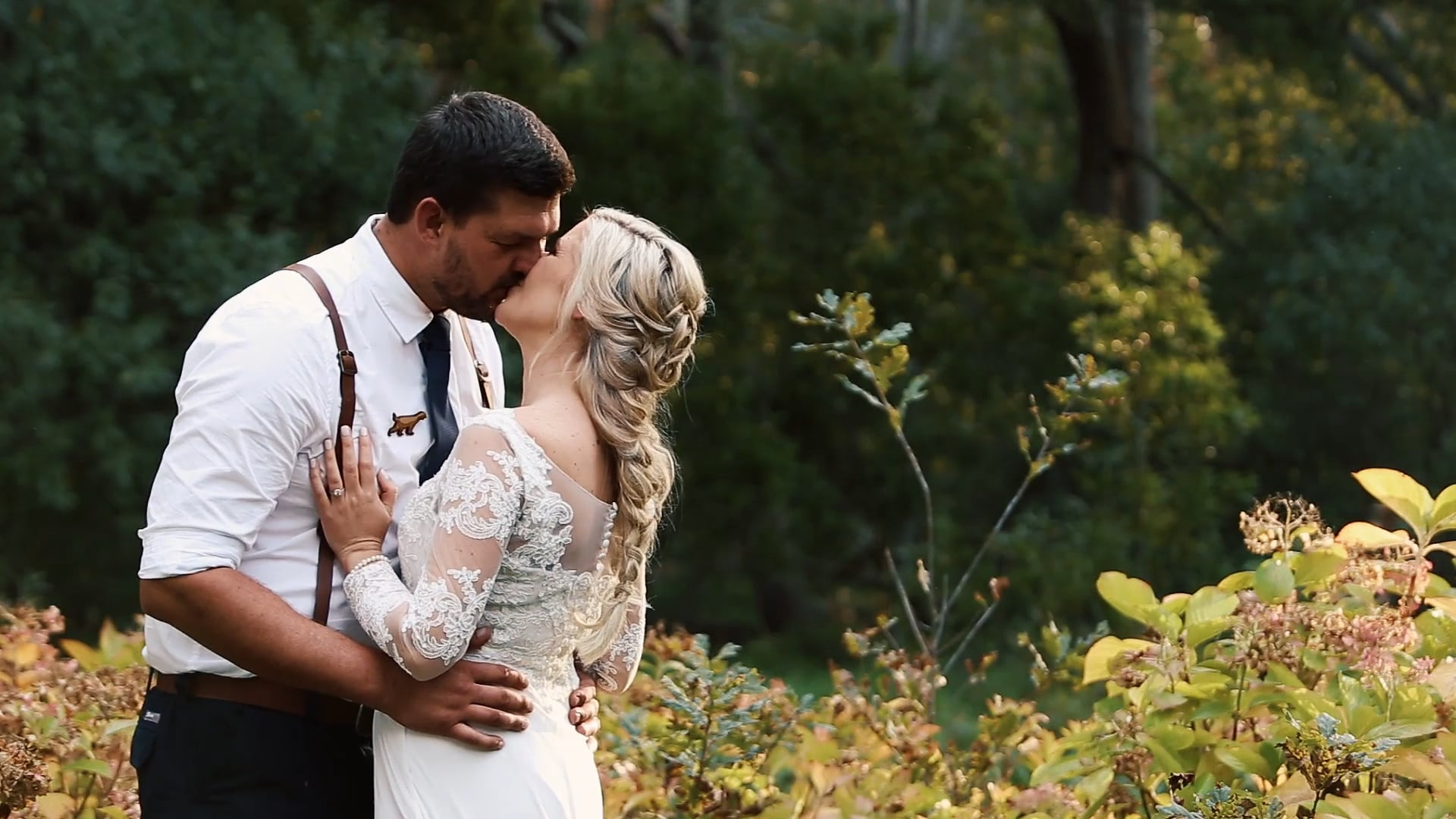 Charles and Michelle wedding preview, Beloftebos Stanford - 25 May 2019