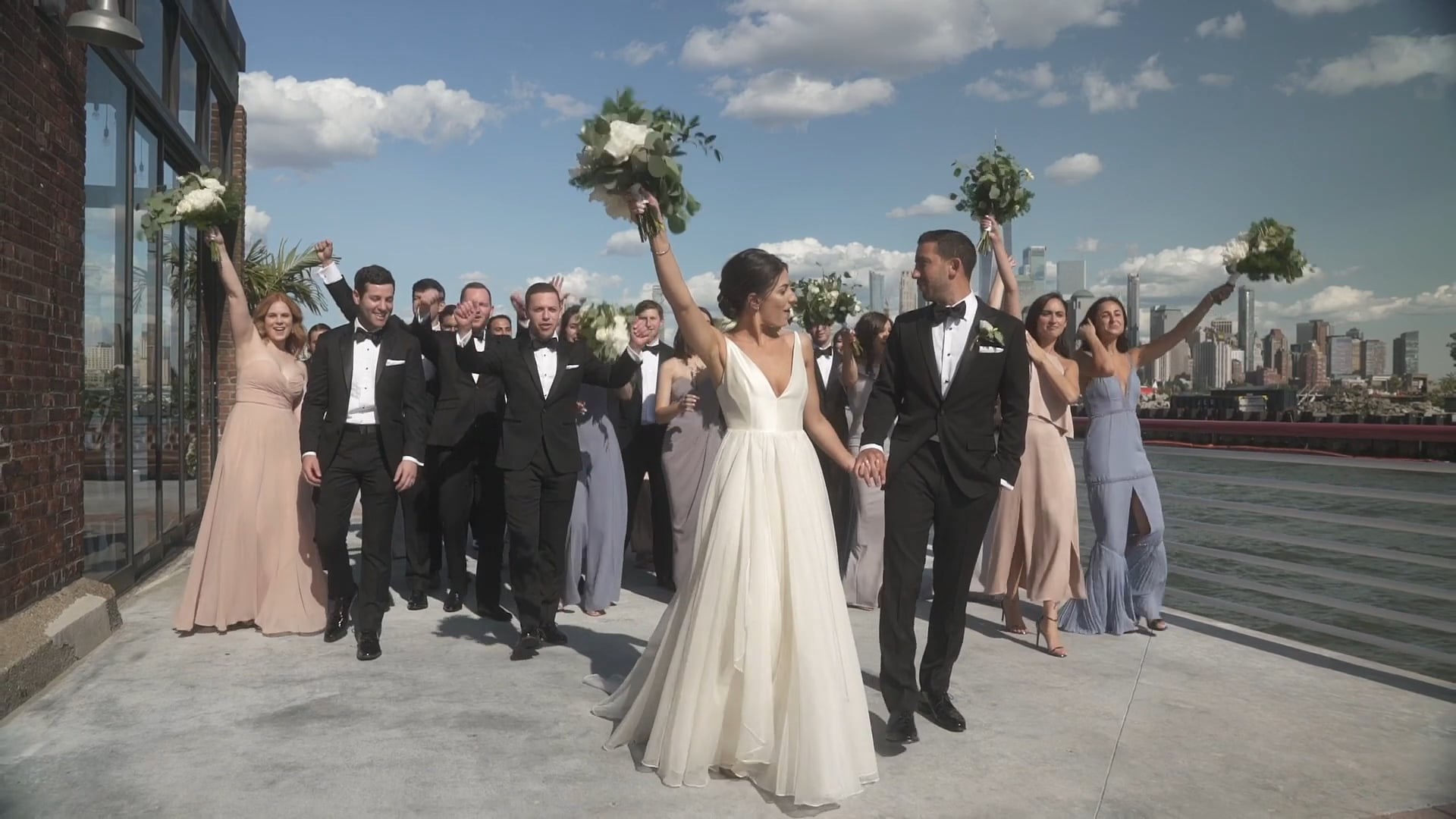 Amy & Zach | Instagram Highlight 2 | Love, Laughter & Endless Dancing on the Great Hudson River