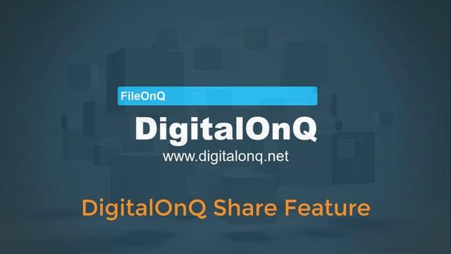 DigitalOnQ - Sharing Digital Media