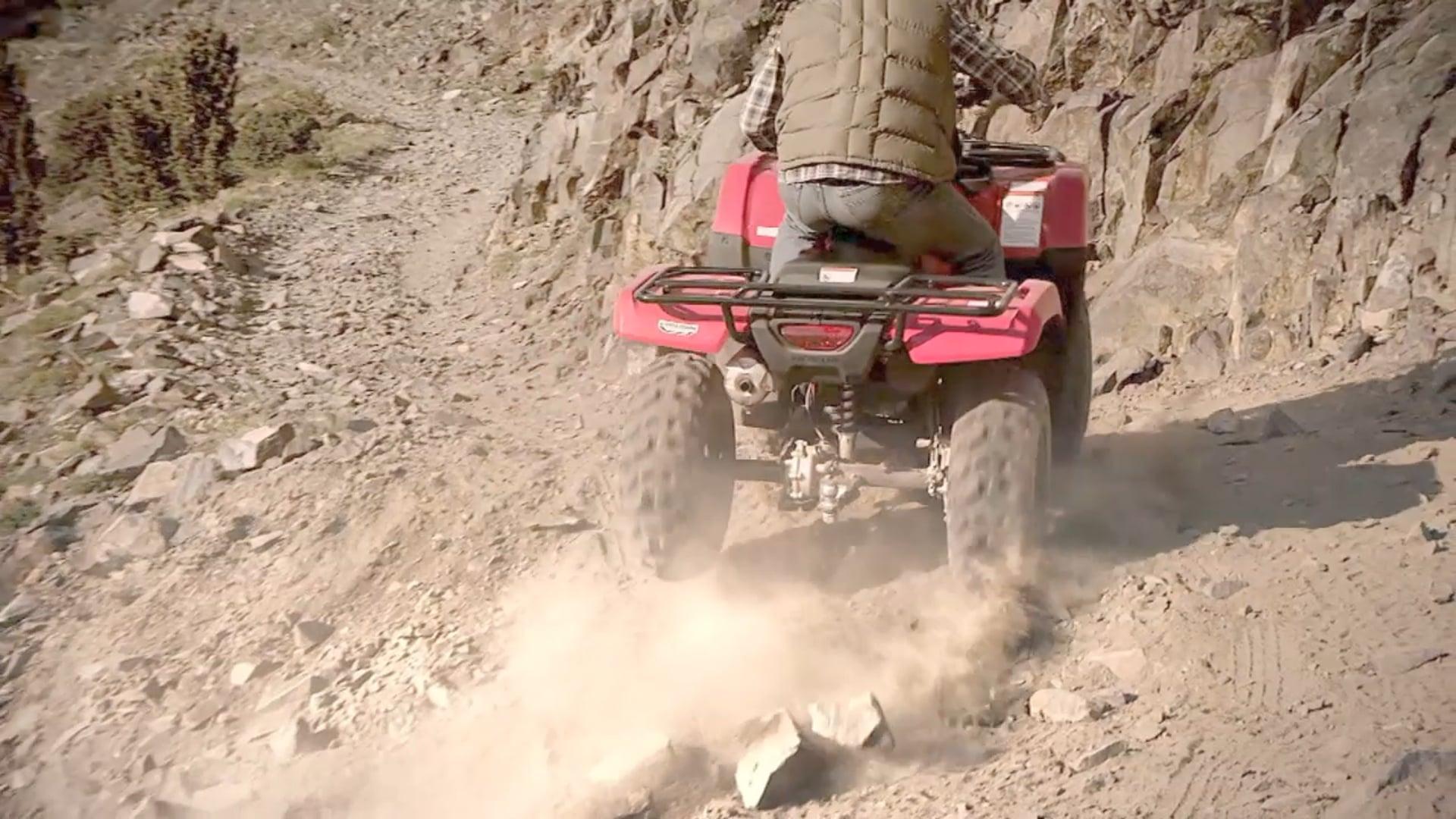 Honda ATV Spot