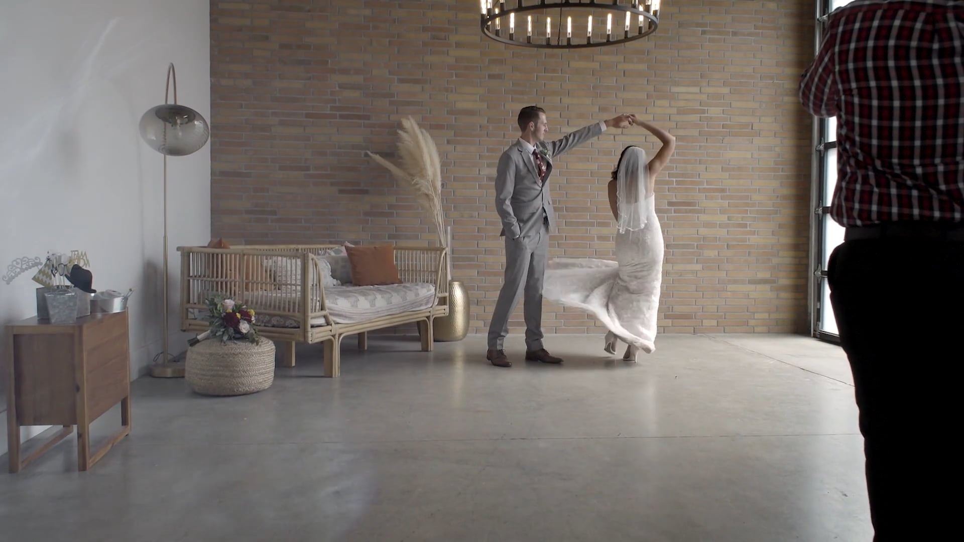 Lauren & Joshua   Wedding Highlight Film