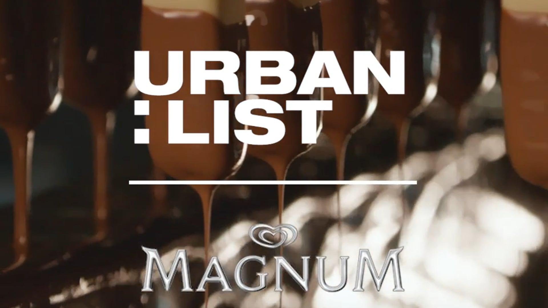 Urban List - Magnum