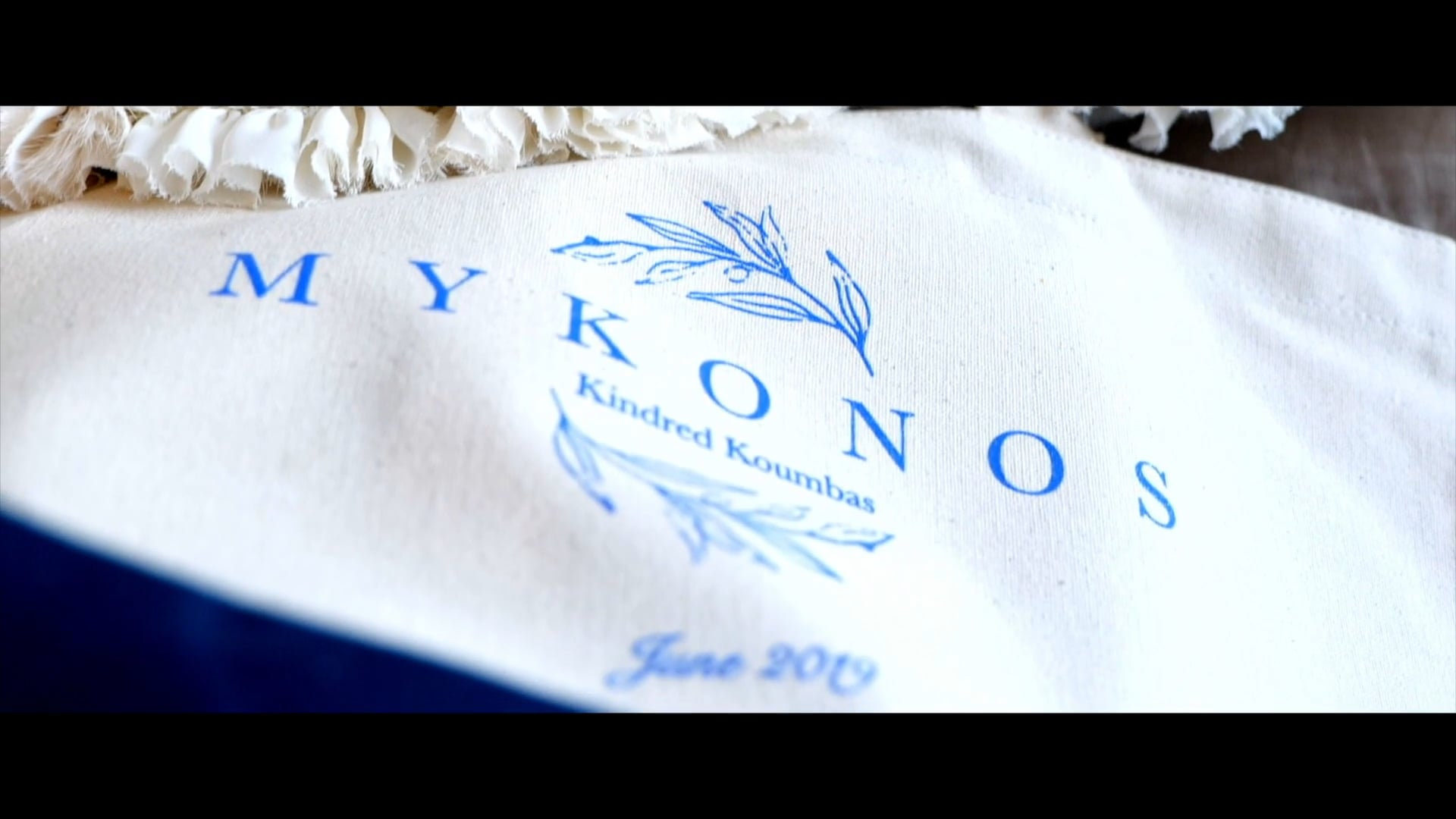 Kindred Koumbas - Wedding Fairytale Film