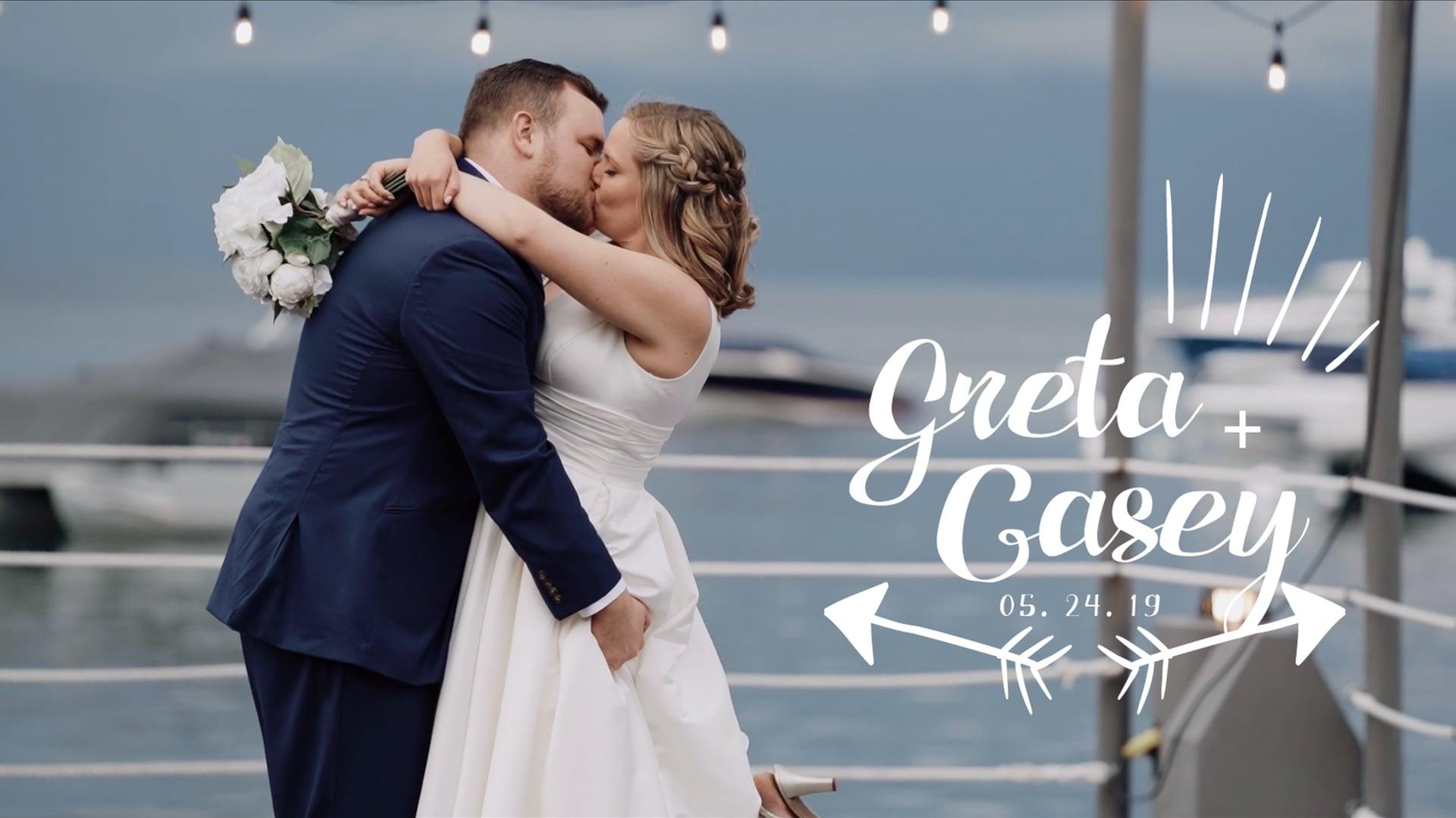 Greta + Casey Highlight Film