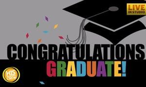 Congrats Dr. Story! A Surprise Graduation Party for Laura Story