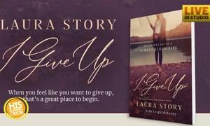 Laura Story's New Book Shares Secret of Surrender