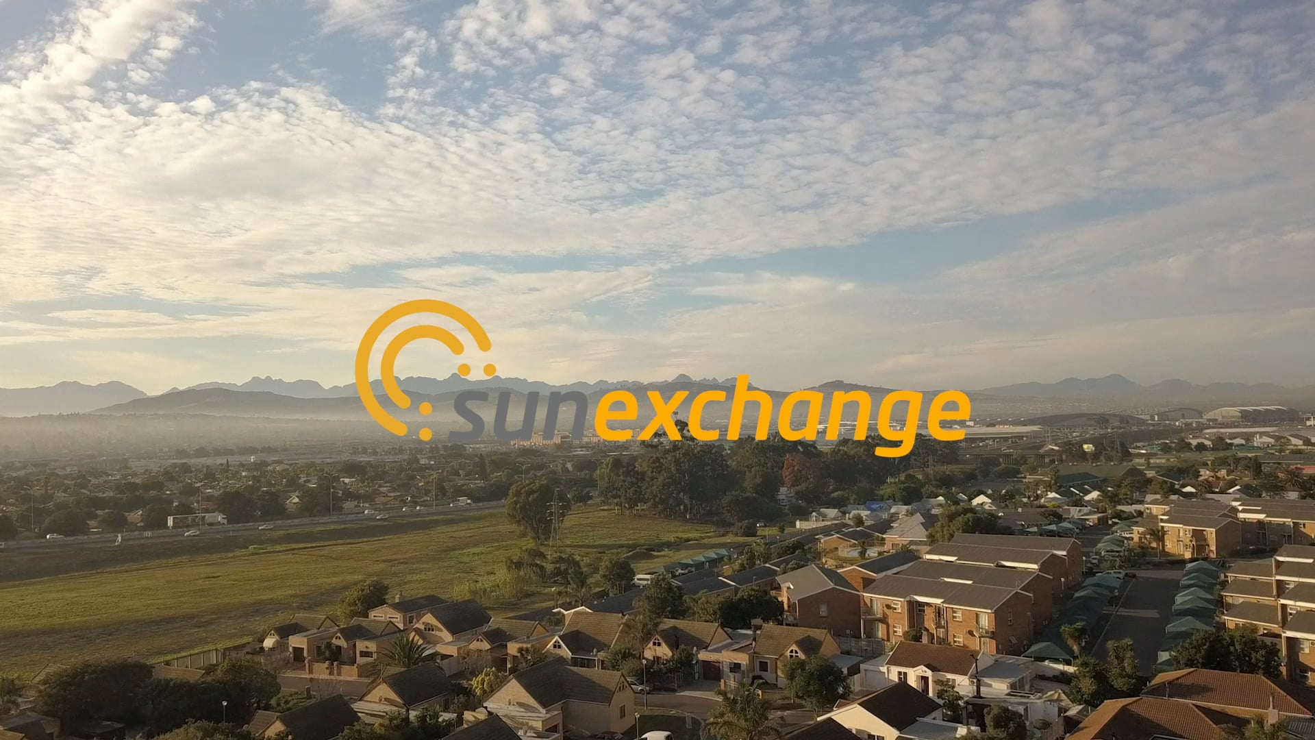 SunExchange Welverdiend