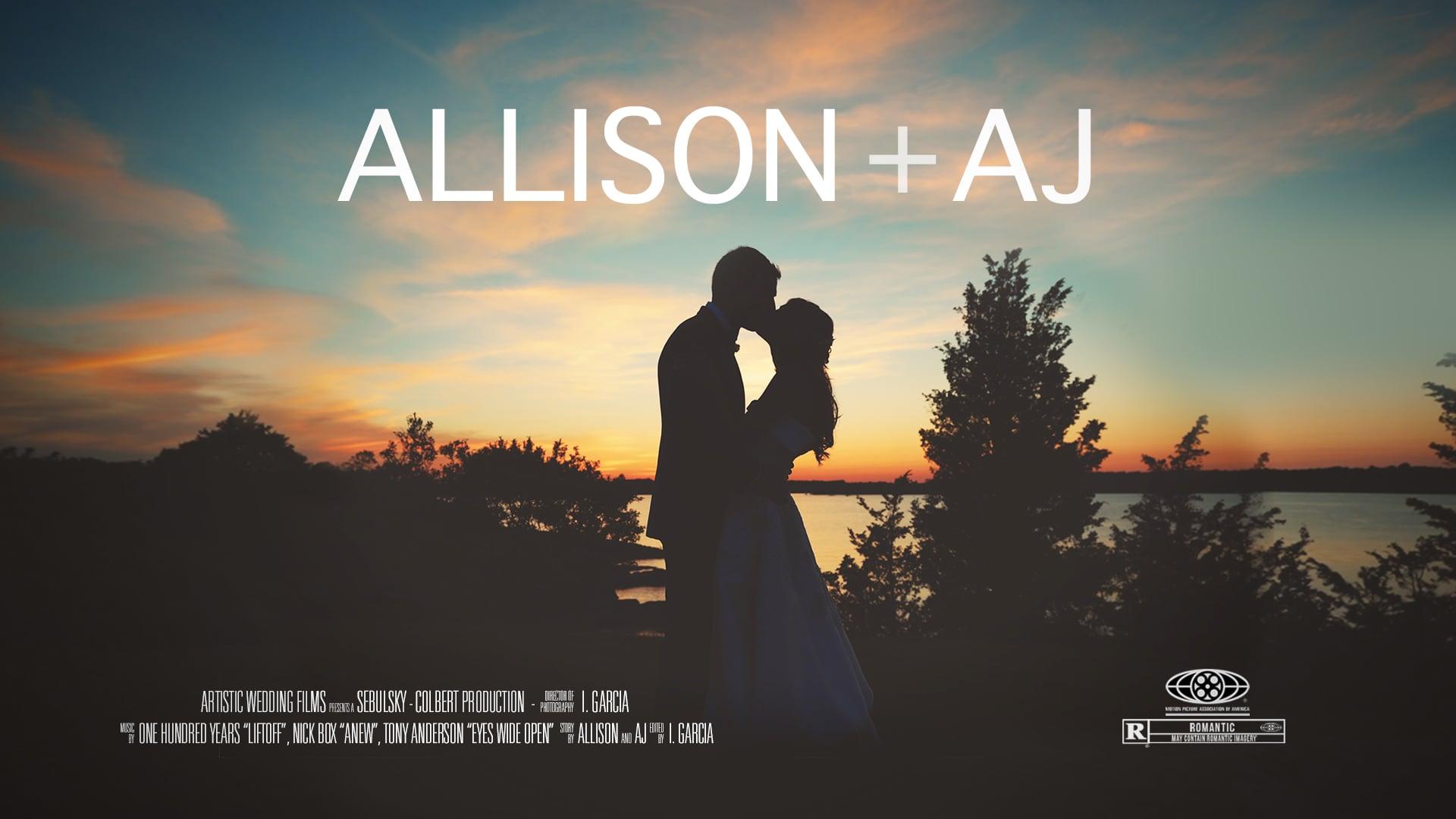 Allison & AJ's Wedding Highlight // Castle Hill Inn // Newport Wedding