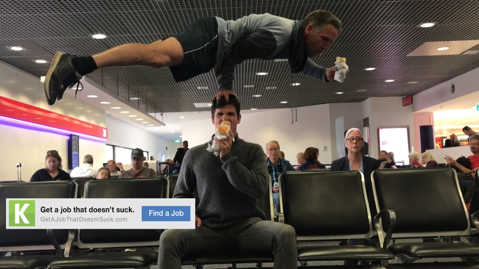 Kelly Services_Headstand