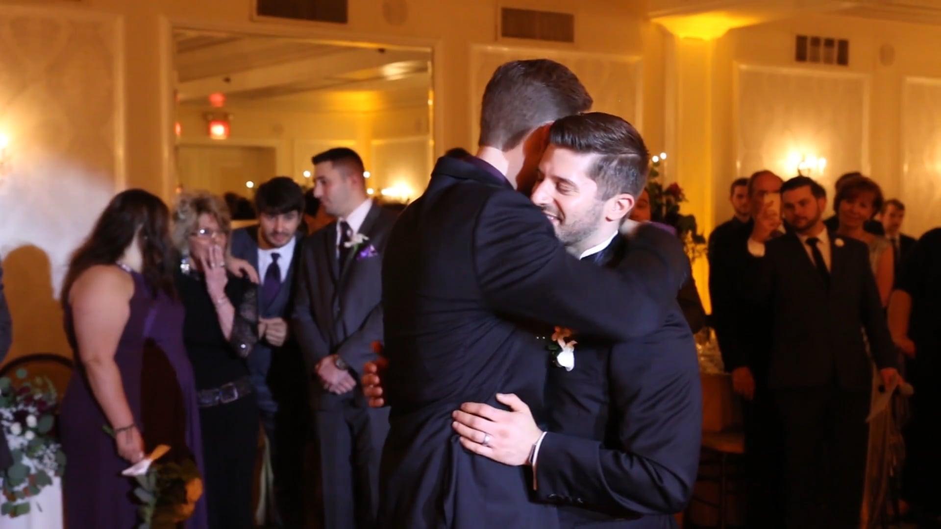 Andrew and Bobby's Wedding