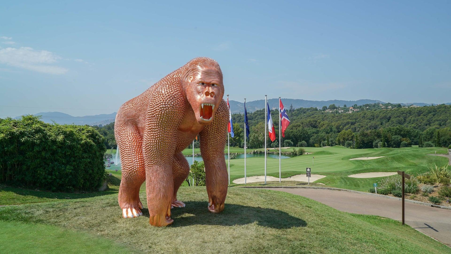 Maniez au Royal Mougins Golf Club