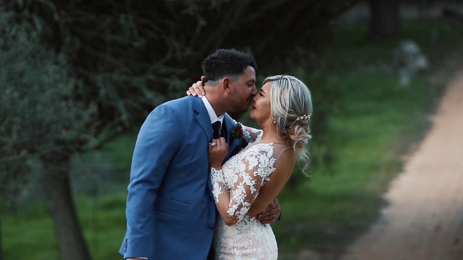 Hendrik and Charmaine wedding preview, Elandskool Greyton - 18 May 2019
