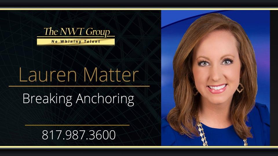 Breaking Anchoring