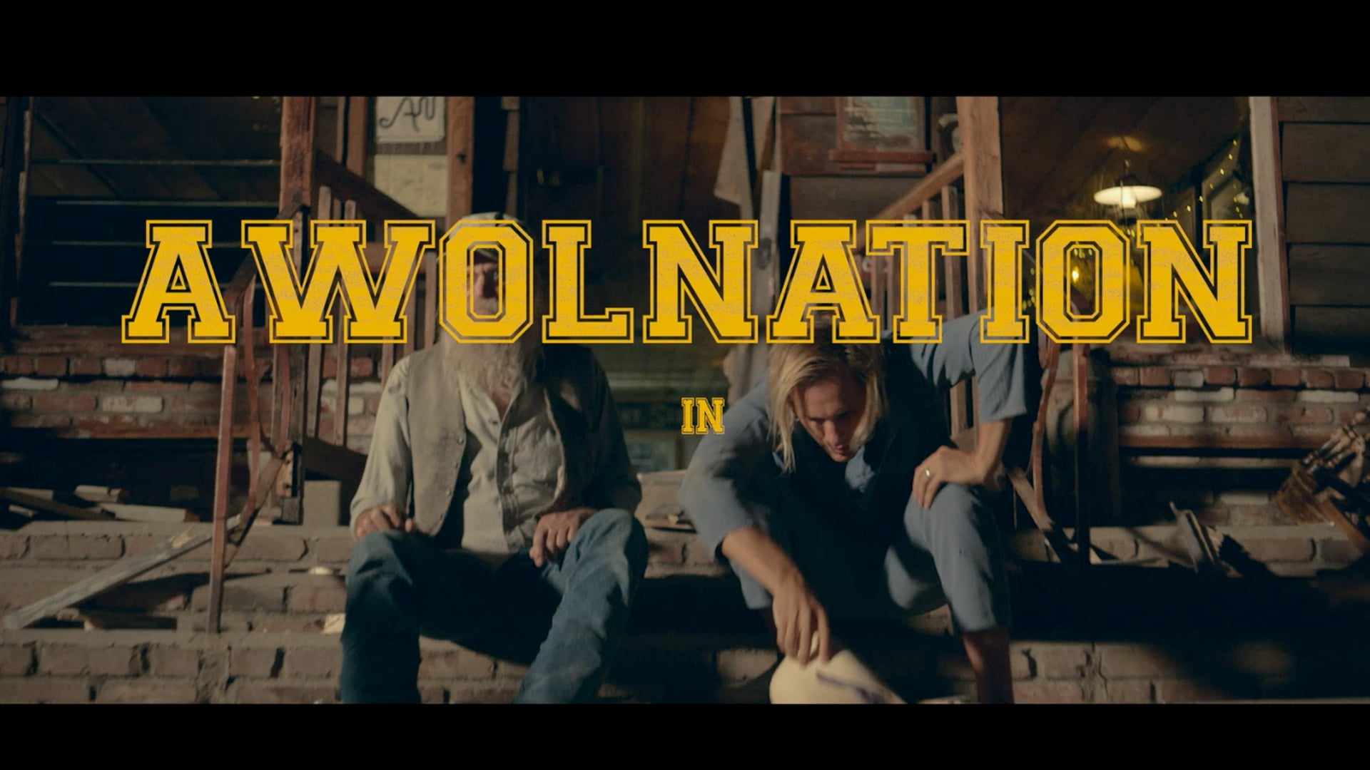 Awol Nation Seven Sticks of Dynamite (Behind The Scenes)