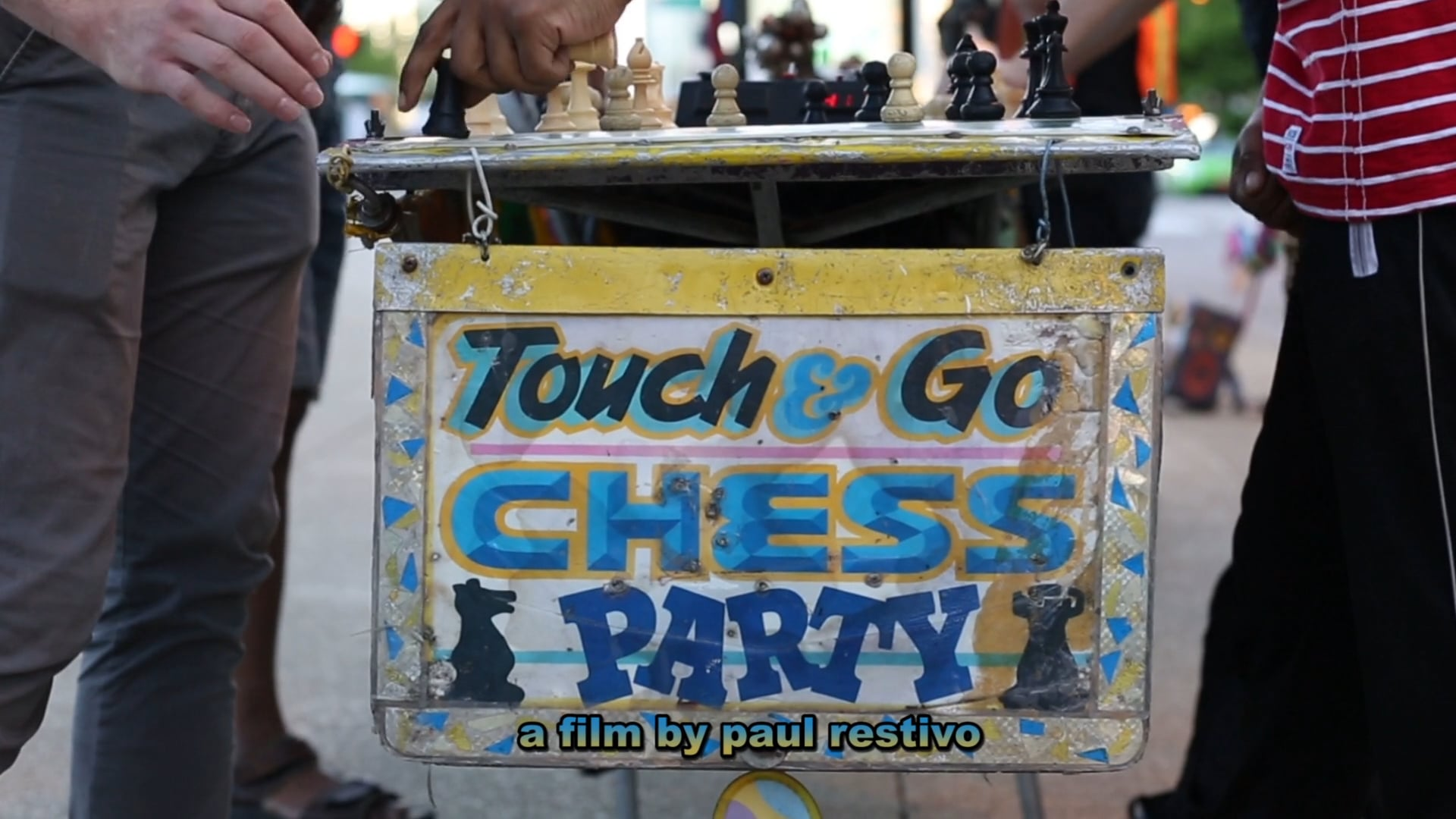 Touch and Go Chess Party (Official Trailer)