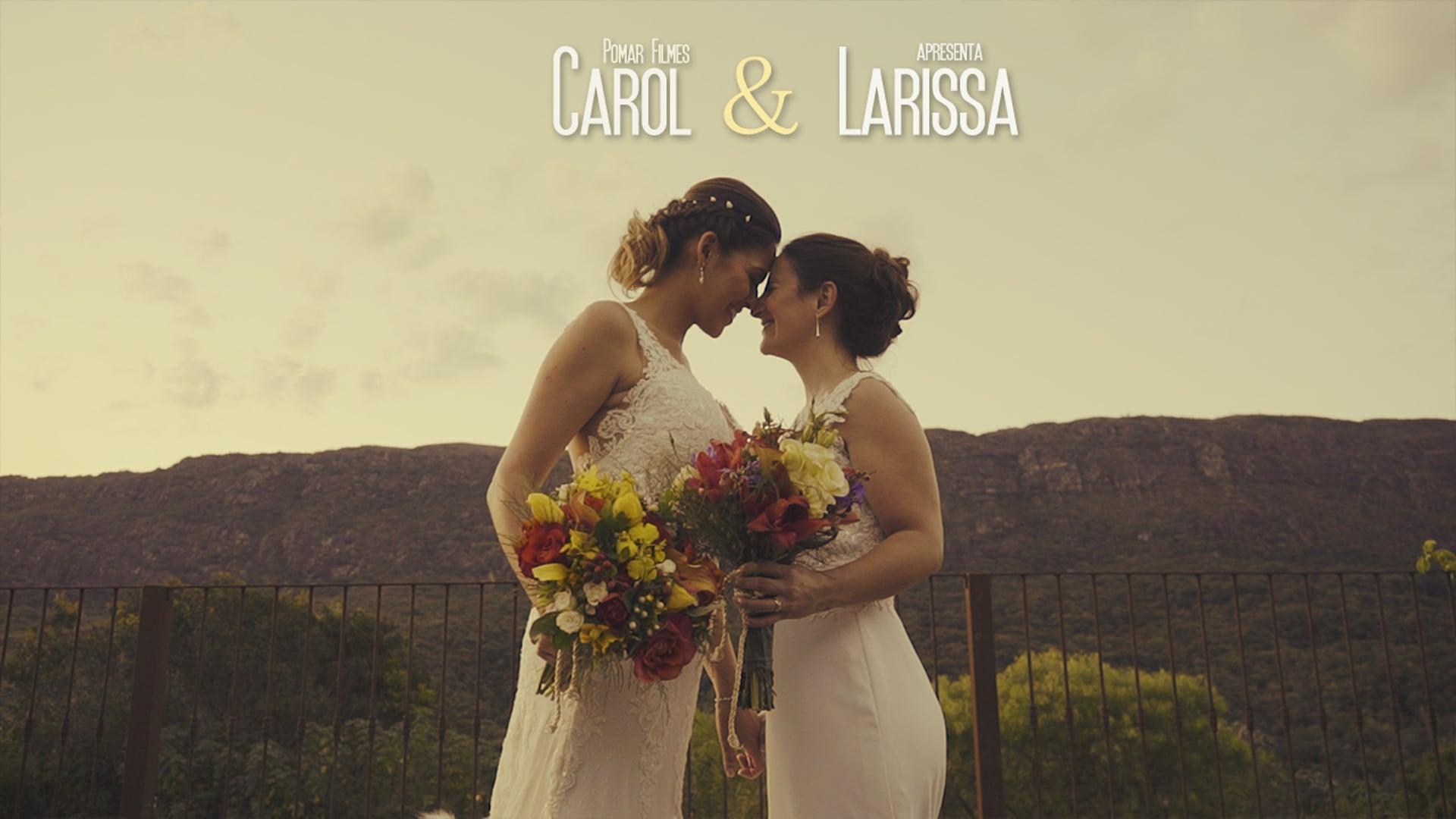 CAROL E LARISSA