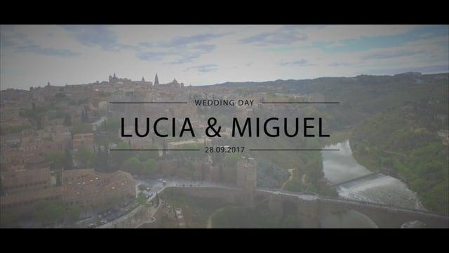 LUCIA Y MIGUEL